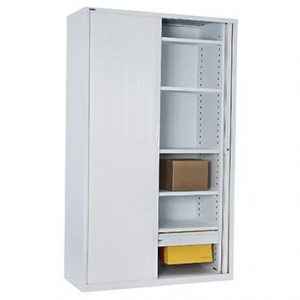 GO TAMBOUR DOOR CUPBOARD RANGE
