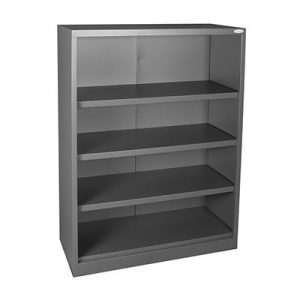 STEELCO OPEN BOOKCASE