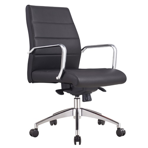 CRUZ RANGE black office seat